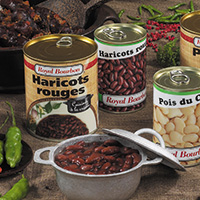 Canned beans & Lentils